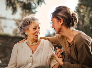 therapy for caregivers